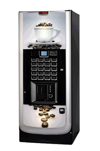 máquina expendedora de café Saeco Atlante 700