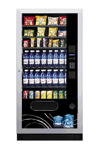 Máquina vending multiproducto Fas Faster 900