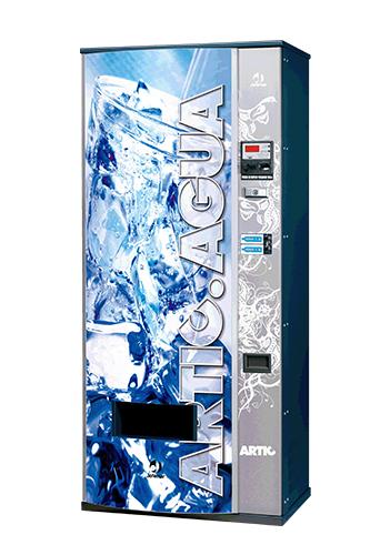 máquina expendedora JOFEMAR Artic Agua