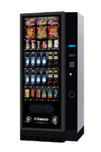 Máquina vending multiproducto Saeco Megacold S y M