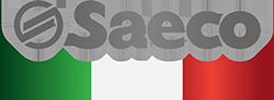 logotipo de Saeco
