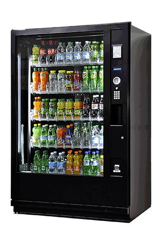 medidas de una máquina vending