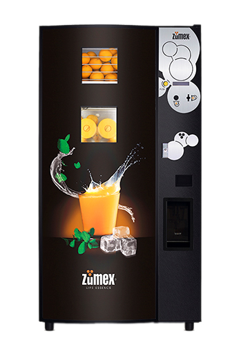 Máquina de bebidas frías de zumo Zumex