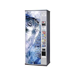 máquinas vending bebidas frías