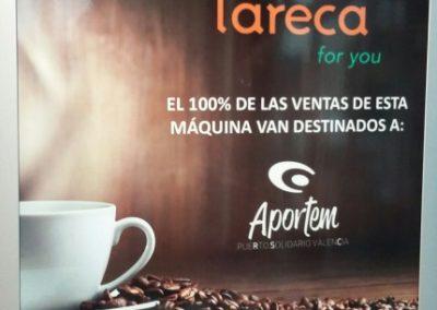 Café solidario Aportem