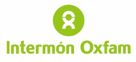 Responsabilidad social corporativa Tareca Intermón Oxfam