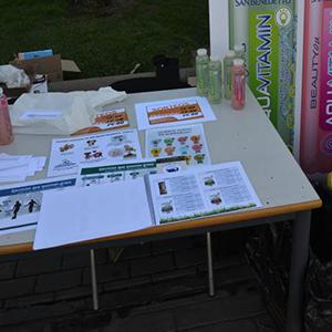 información sobre alimentación sana y saludable de Tareca