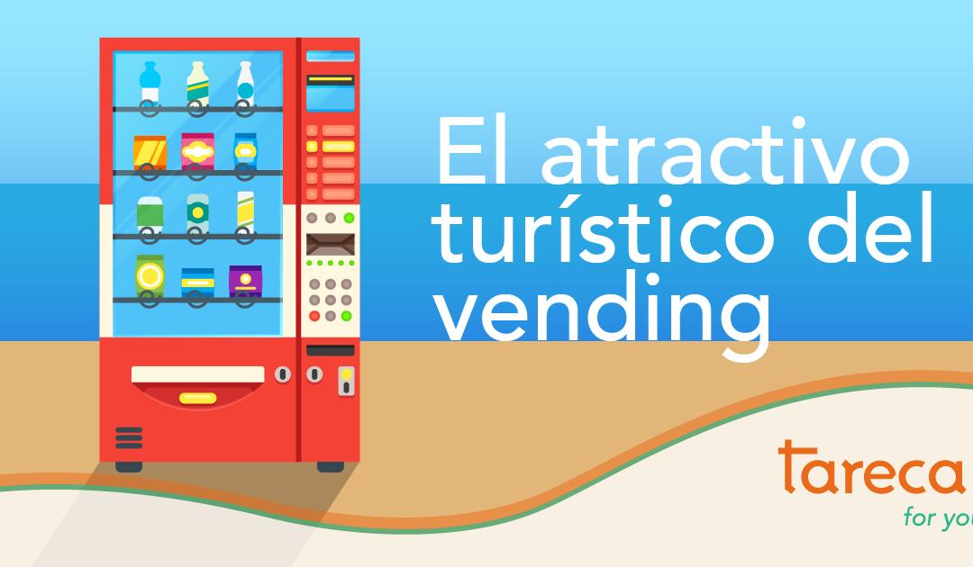 El atractivo turístico del vending