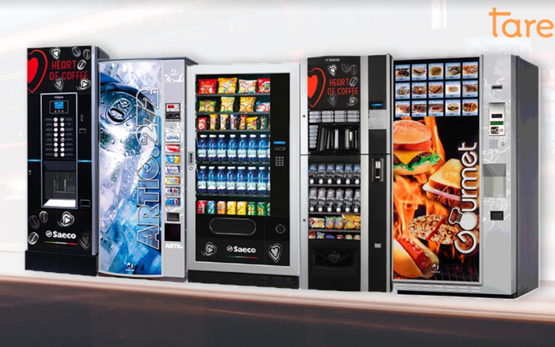 La mejor máquina de vending para tu empresa