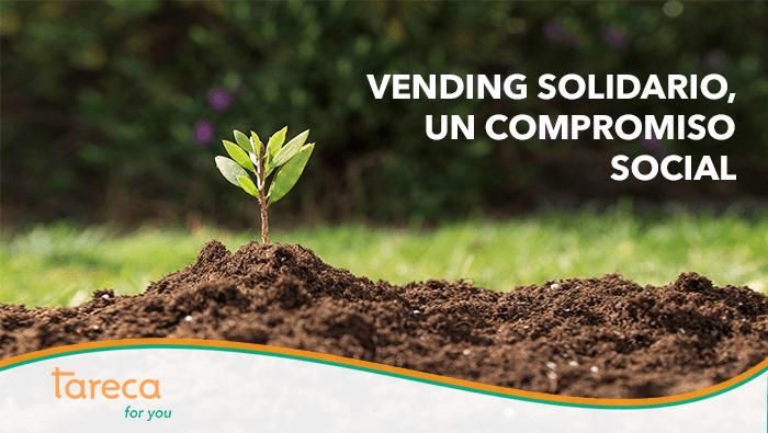Vending solidario, un compromiso social