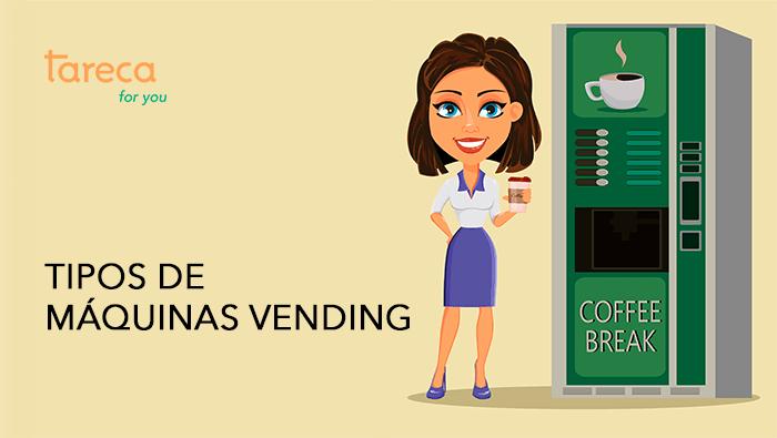Tipos de máquinas de vending