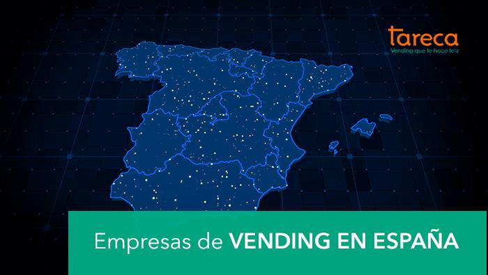 Empresas de Vending en España