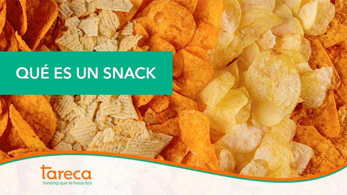Qué es un snack