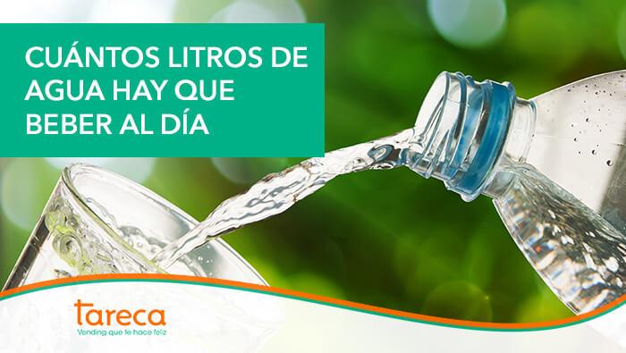 Cuántos litros hay que beber al día para estar sanos